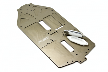 B44.2 Hard-Anodized Aluminum Chassis Set